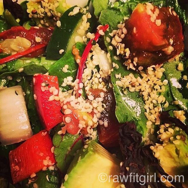 Levity Beauty Salad